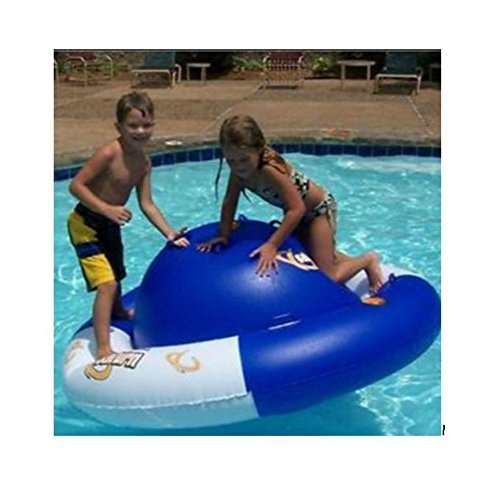 aviva-saturn-rocker-inflatable-swimming-pool-kids-float-climber-toy-by-unbranded