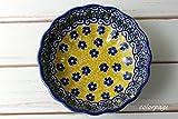 ポーリッシュポタリー (ポーランド食器) ボウルS 小鉢 径12cm|CM94-ALC82