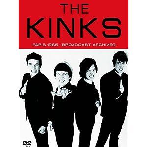 Kinks: Paris 1965 [DVD] [Import]