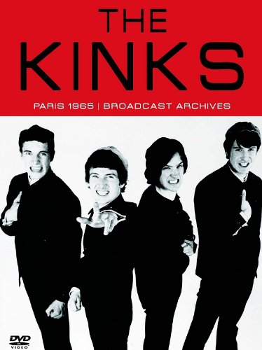 DVD : The Kinks - Kinks: Paris 1965 (DVD)
