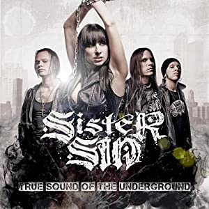 Sister Sin True Sound Of The Underground cover