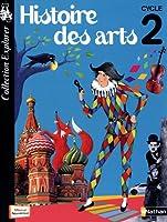 Histoire des arts : Cycle 2 programme 2008