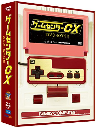 �����ॻ�󥿡�CX DVD-BOX11