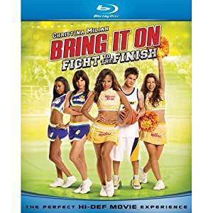 Bring It On: Fight To The Finish [Blu-ray] [Region Free]