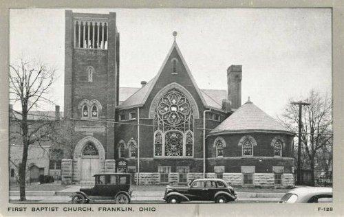 First Baptist Church, Franklin, Ohio