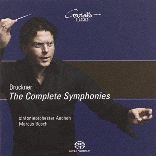 SACD : BRUCKNER / AACHEN SYM ORCH / BOSCH - Complete Symphonies (10 Discos)