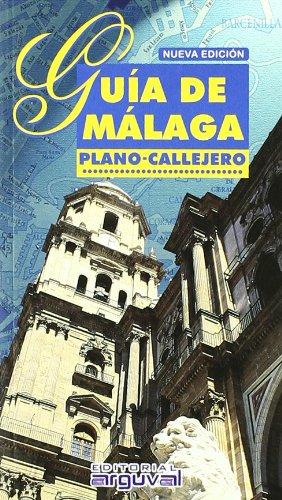 Guía de Málaga, Plano-Callejero (PLANOS Y GUÍAS CALLEJEROS)