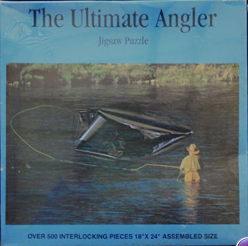The Ultimate Angler, 500 Pc. Puzzle