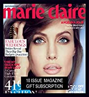 Marie Claire Magazine - Magazine Gift Subscription
