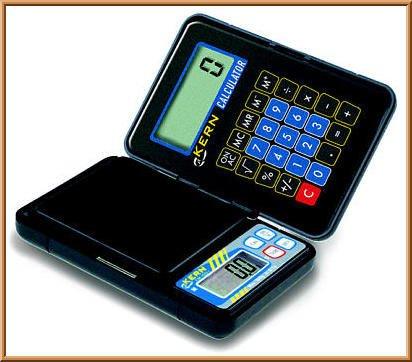 Lindner 2057 Balance électronique à coffret (avec piles) précision jusqu'à 0,1 g