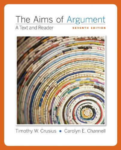The Aims of Argument: Text and Reader PDF