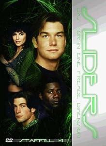 Sliders - Das Tor in eine fremde Dimension: Staffel 4 (6 DVDs)