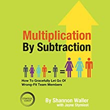 Multiplication by Subtraction Audiobook by Shannon Waller, Jayne Stymiest Narrated by Shannon Waller