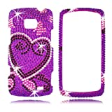 Talon 15478 Full Diamond Bling Phone Shell for LG VS740 Ally - US Cellular, ....
