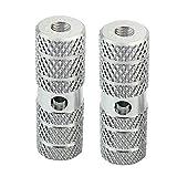 2x Axles Aluminum