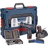Bosch Akkubohrschrauber-Set GSR 10