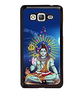 printtech Lord God Om Namah Shivaya Back Case Cover for Samsung Galaxy Grand Prime G530h