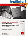 Oca Oracle Database 12c Administratio...