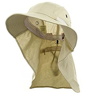 Extreme Condition Sun Hat STONE