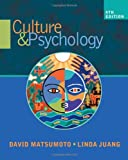 Culture and Psychology (049509787X) by David Matsumoto