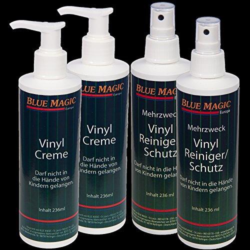 2-x-blue-magic-vinylreiniger-mit-zersteuber2-x-blue-magic-vinylcreme-mit-dosierspender