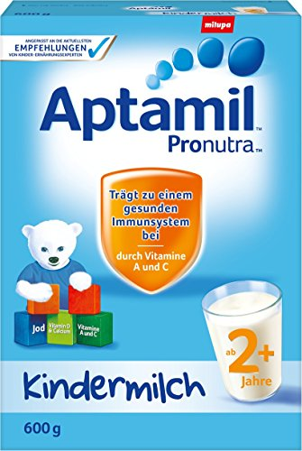 Aptamil Children's Milk 2 + Pack of 5 x 600 g)