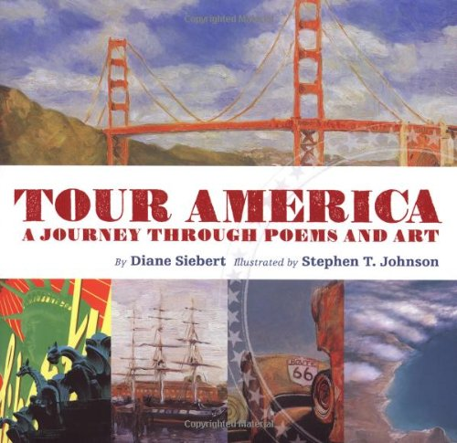 Tour America: A Journey Through Poems and Art (Tour America compare prices)