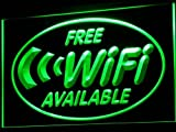 ADV PRO i571-g Free Wi-Fi Internet Access Cafe Neon Light Sign