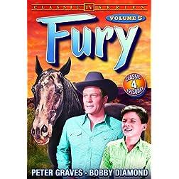 Fury, Volume 5