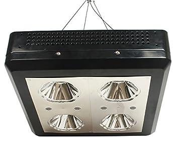 Zeus Lighting 250W LED Grow Light Review