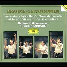 Brahms: Academic Festival Overture, Op.80 - Allegro - L'istesso tempo, un poco maestoso - Animato - Maestoso