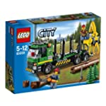 LEGO City Great Vehicles 60059 - Tras...