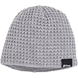 Chaos Men's Peterson Texture Beanie (Grey, One Size)