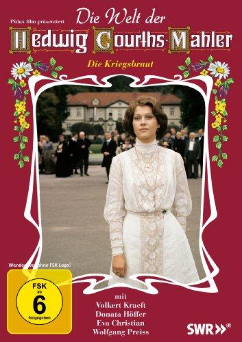 Die Kriegsbraut (Filmklassiker nach dem Roman von Hedwig Courths-Mahler)