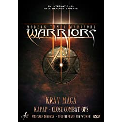 Modern Times Warriors - Krav Maga: Kapap & Close Combat Ops (2 Disc Set)