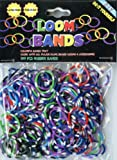 Refill Band Value Packs - 600 Multicolored Polka Dot with 25 S Clips