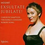 Carolyn Sampson ~ Mozart (Exultate Jubilate !)