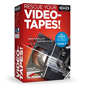 Magix Rescue Your Videotapes 7 (PC)