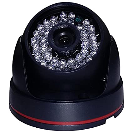 Hawks Eye D61-36-1.3-AHD IR Dome CCTV Camera