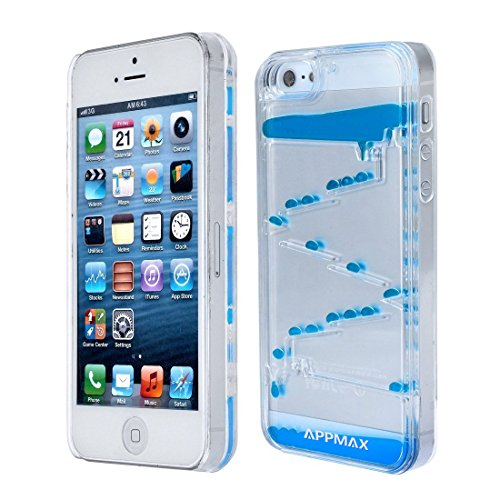 appbox-flowing-liquid-swimming-magic-maze-transparent-hard-3d-liquid-case-cover-shell-for-iphone-5-5