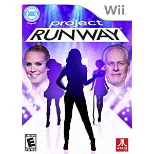 CONTEST: Project Runway – The Game | Spork Fashion :  headline contests deals nintendo wii video game