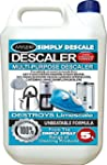Super Quick Descaler 1 x 5 Litres Mul...