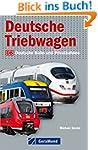 Deutsche Triebwagen: Deutsche Bahn un...