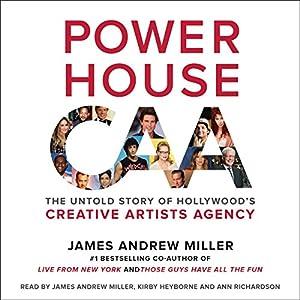 Powerhouse Audiobook