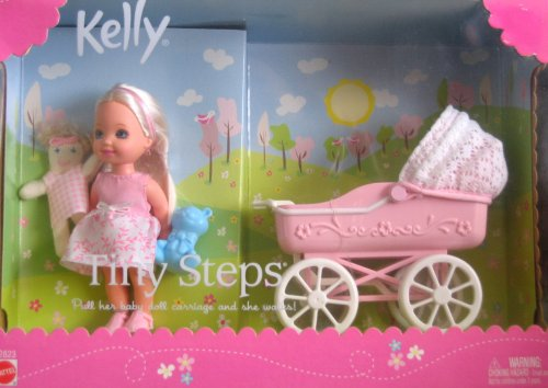 Barbie - KELLY Tiny Steps (Walking Kelly) - 2002 Mattel - Buy Barbie - KELLY Tiny Steps (Walking Kelly) - 2002 Mattel - Purchase Barbie - KELLY Tiny Steps (Walking Kelly) - 2002 Mattel (Barbie, Toys & Games,Categories,Dolls,Playsets,Fashion Doll Playsets)