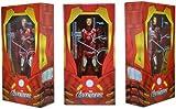 """NECA ネカ Avengers アベンジャーズ Iron Man アイアンマン 18"""" Action Figure, Scale 1:4 フィギュア ダイキャスト 人形(並行輸入)"""