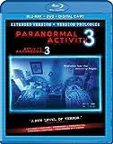 Paranormal Activity 3: Extended Version / Activité paranormale 3: Version prolongée [Blu-ray + DVD + Digital Copy]