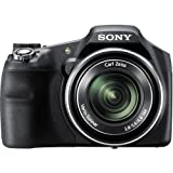 Sony Cyber-shot DSC-HX200V 18.2 MP Exmor R CMOS Digital Camera with 30x Optical Zoom (Black)