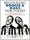 Beginning Boogie and Ragtime for Piano: Beginning Piano Series