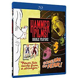 Hammer Films Double Feature - Volume Four: Never Take Candy From a Stranger, Scream of Fear [Blu-ray]